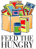 feed the hungry